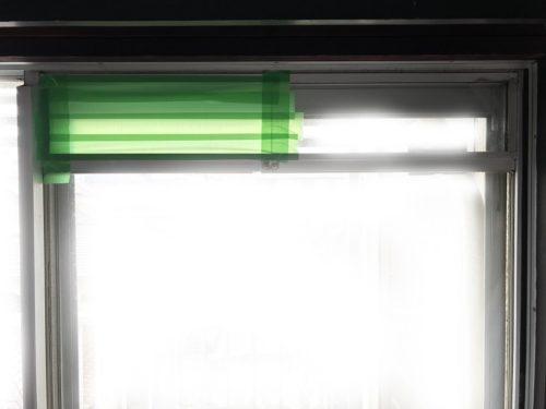 窓ガラス破損